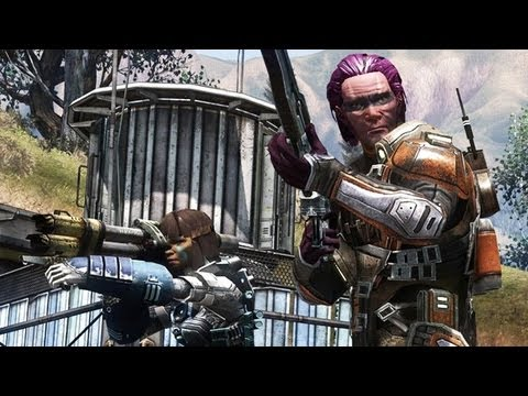 Defiance - Vorschau / Preview zum TV-Serien-MMO (Gameplay) - UC6C1dyHHOMVIBAze8dWfqCw