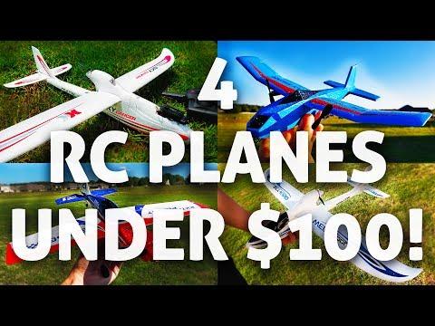 4 FUN & CHEAP RC Planes Under $100! - UCgyvzxg11MtNDfgDQKqlPvQ