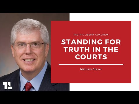 Mathew Staver on Standing for Truth in the Courts