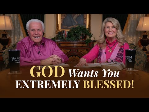 Boardroom Chat: God Wants You Extremely Blessed! Jesse & Cathy Duplantis