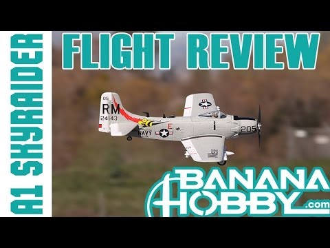 A-1 Skyraider FMS | Flight Review | Warbird & Military - UCUrw_KqIT1ZYAeRXFQLDDyQ