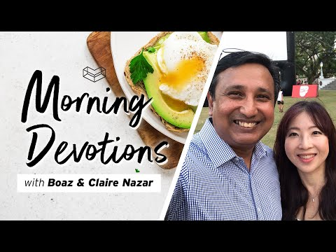The New Normal In Marriage  Devotion  Boaz & Claire  Cornerstone Community Church  CSCC Online