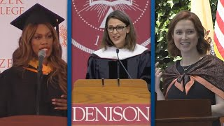 Celebrities Who Delivered the Best Commencement Speeches