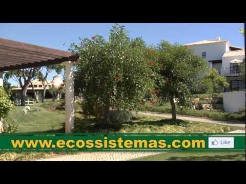 Landscaping works in Algarve