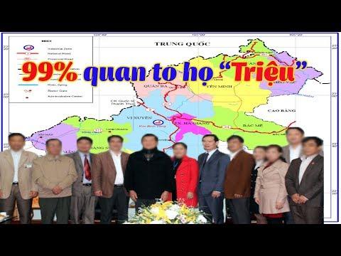Hà Giang: Bản đồ quan chức 99% mang họ Triệu