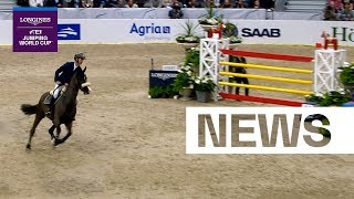 Steve Guerdat leads after day 1 of the final | Longines FEI Jumping World Cup™ FINAL