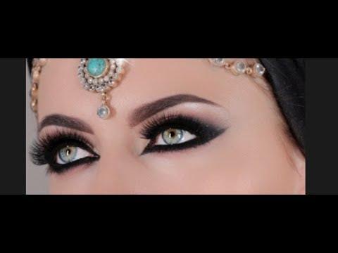 Arabian Style Makeup Tutorial - UCF8wX4xAg2c9kqmZX4ucpXQ