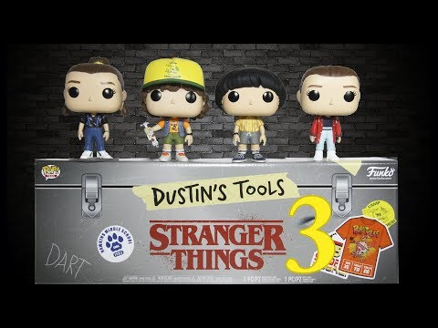 Stranger Things Season 3 Funko Pops Wave 2 Review with Mike - UCu74EMFbgw23Dl-6WNCiD2g