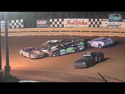 Crate Racin' USA brings you the Thunder Bomber Last Chance Qualifier Races from Travelers Rest - dirt track racing video image