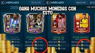 CON ESTO GANARAN MILES DE MONEDAS FIFA MOBILE 19/ NUEVO METODO