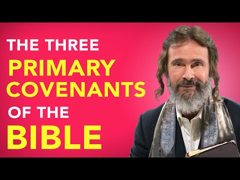 The Principle of Covenant    Discovering How the Old and New Testaments Connect