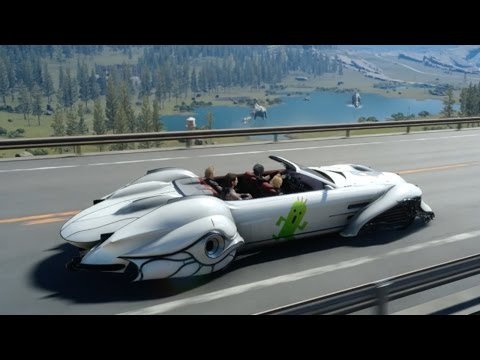 Final Fantasy XV: Fun Regalia Car Customizations - UCKy1dAqELo0zrOtPkf0eTMw