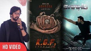 Kichcha Sudeepa Reaction On Multi Language Movies | Pehlwaan Trailer Launch
