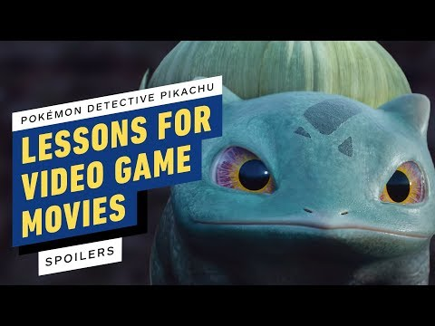 What Video Game Movies Can Learn From Pokémon Detective Pikachu - UCKy1dAqELo0zrOtPkf0eTMw