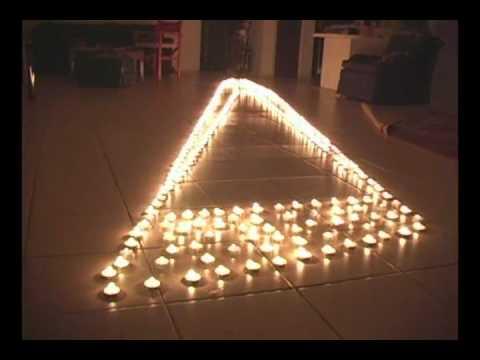 Amazing Candle Illusion