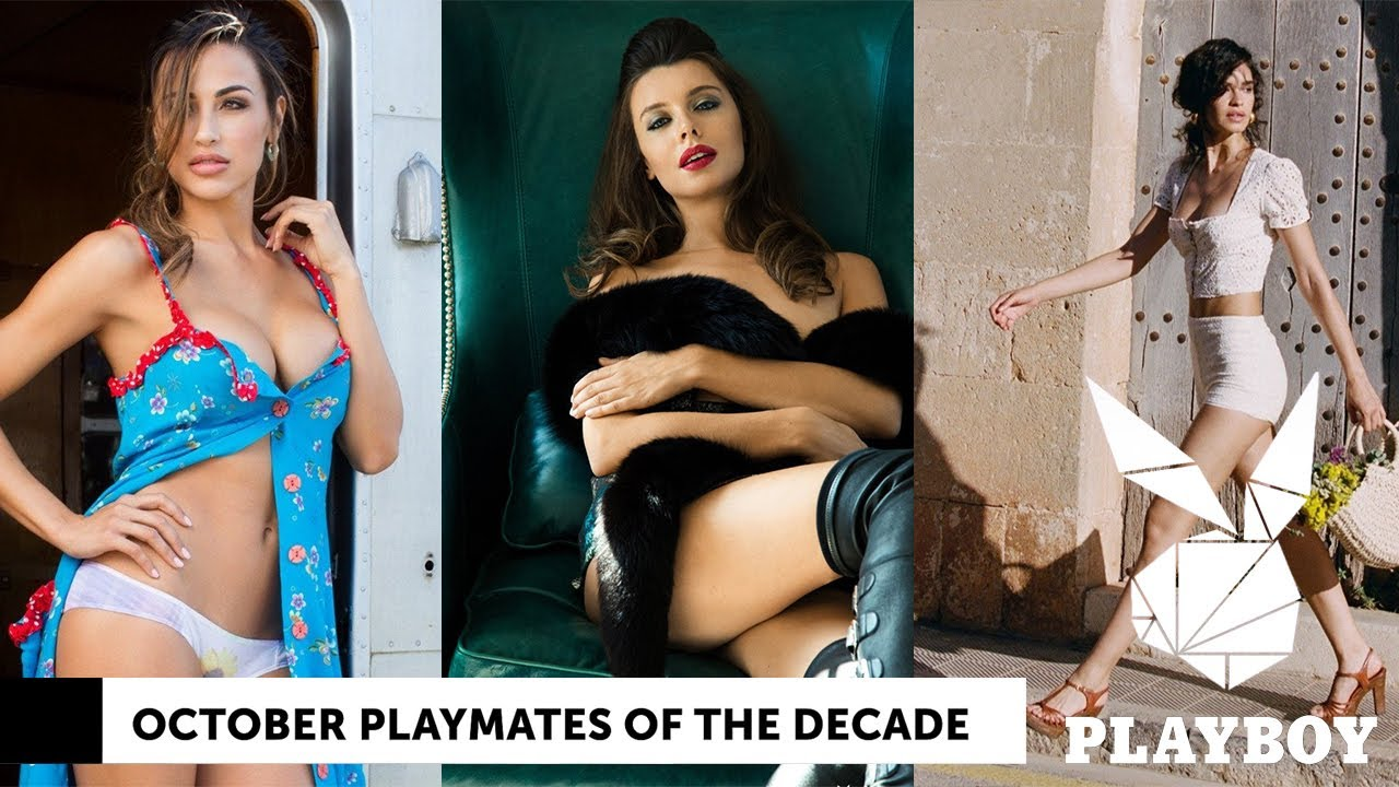 Playboy Plus HD – October Playmates of the Decade