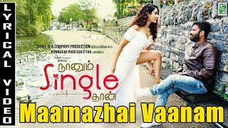 Video Trailer Naanum Single Dhaan