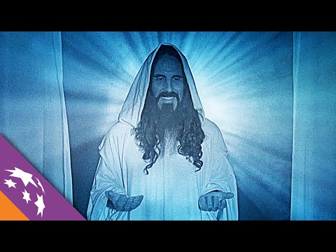 I Saw Jesus in a Blue Mist. Here's What It Was...