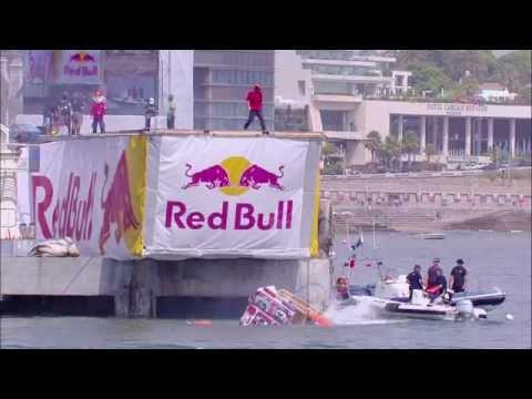 RedBull FlugTag Highlights 2014 - UCAajG3wPnBhuoUPap7WDXnA