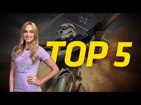 From GTA Online to Star Wars, It's the Top 5 News of the Week - IGN Daily Fix - default
