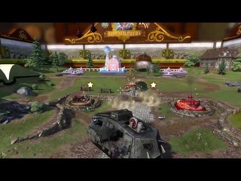 Toy Soldiers: War Chest - Vehicle Focus - UCKy1dAqELo0zrOtPkf0eTMw