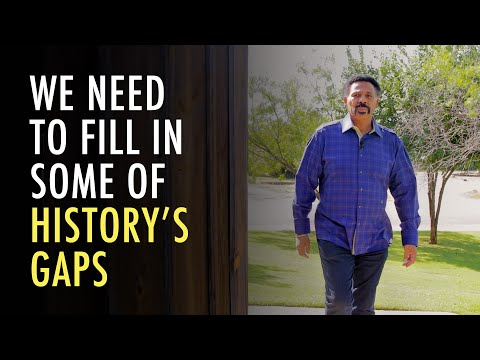 Fill in Some of History's Gaps - Oneness Embraced Book Excerpt Reading by Tony Evans, 2