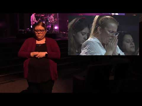 Gateway Church Live  Im Sickly and I Know It by Pastor Tim Ross  ASL