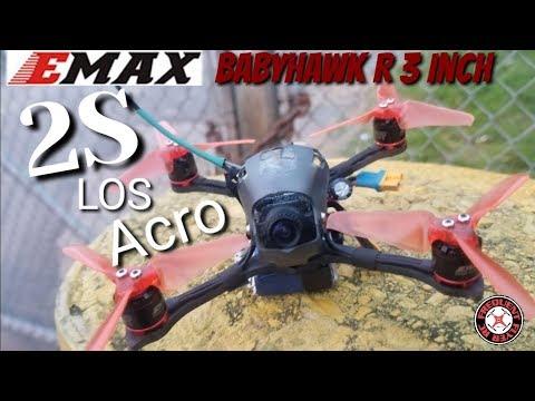 Babyhawk R 3 Inch 2S LOS Acro - UCNUx9bQyEI0k6CQpo4TaNAw