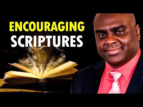 ENCOURAGING SCRIPTURES - PSALM 23 - MORNING PRAYER