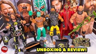 UNBOXING & REVIEWING NEW WWE ELITE FIGURES! ELITE 69!