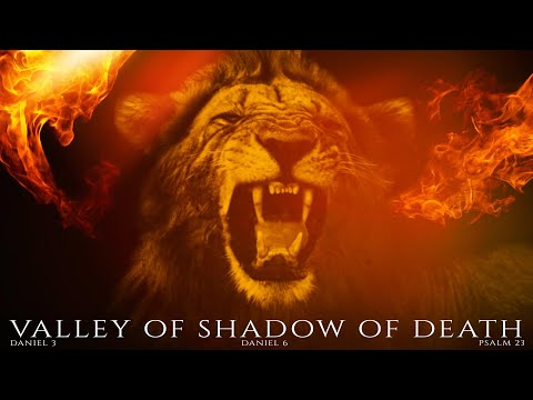 In The Valley of Shadow of Death  Powerful Motivation  Carter Conlon