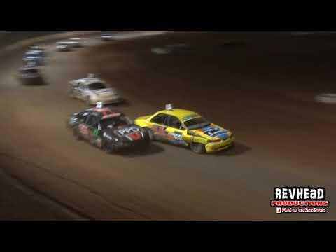 Production Sedans - Final - Maryborough Speedway - 15/5/2021 - dirt track racing video image