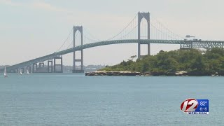 RITBA urges patience as phase 2 of Newport Pell Bridge rehab project begins