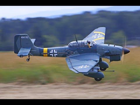 Robert's Phoenix Model Stuka Ju 87 61cc GasEP ARF RC Warbird Giant Scale - UCLqx43LM26ksQ_THrEZ7AcQ