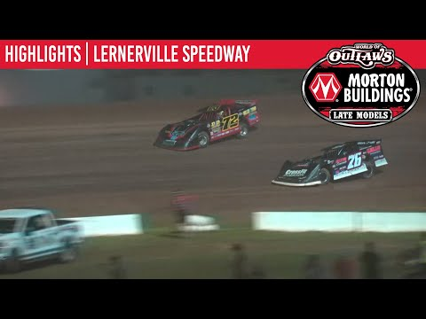 World of Outlaws Morton Building Late Models at Lernerville Speedway June 25, 2021   HIGHLIGHTS - dirt track racing video image