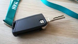 Cambiare batteria chiave Seat LEON da 2012
