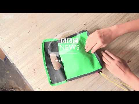 Cô gái 17 tuổi và phát minh túi đựng thức ăn thân thiện môi trường