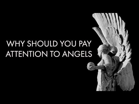 Are You Paying Attention to Angels?  Jennifer LeClaire