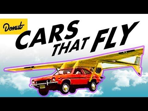 The Bizarre History of Flying Cars | WheelHouse - default