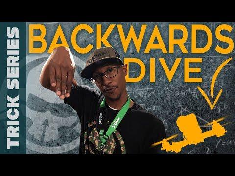 Backwards Dive with Cricket FPV - Trick Series - UCemG3VoNCmjP8ucHR2YY7hw