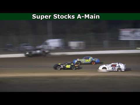 Grays Harbor Raceway, July 10, 2021, Super Stocks A-Main - dirt track racing video image
