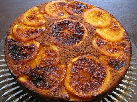 Orange Cake Recipe - UCtDz7kViktalOR3sEfU7ajA