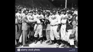 Negro League Baseball on DTSSN - Cleveland Buckeyes @ Newark Eagles