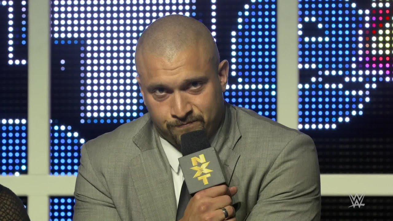 Kross, Cole, Gonzalez and more sound off at NXT TakeOver: In Your House Global Press Conference