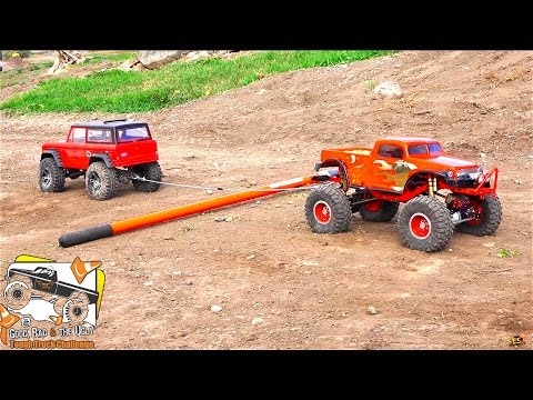 RC ADVENTURES - TUG OF WAR - 14 Trucks, Power Pulling - POKER RALLY TTC 2016 - PT 2 - UCxcjVHL-2o3D6Q9esu05a1Q