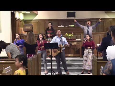 PRAISE N' WORSHIP  BFBC & FCCI 2019
