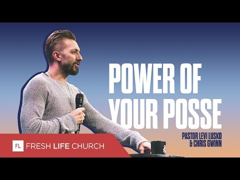 Power of Your Posse :: Mad About The House; pt. 1  Pastor Levi Lusko