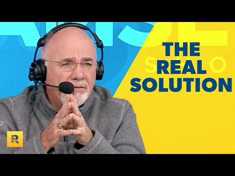 The REAL Solution to Your Financial Problems! (No Matter Who You Are)