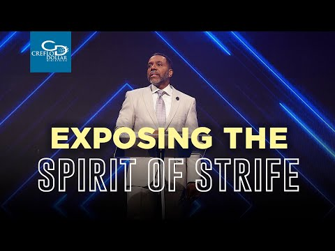 Exposing the Spirit of Strife