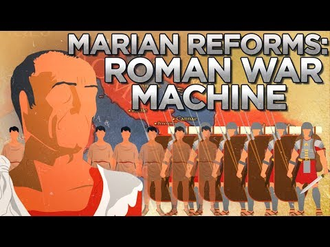 Marian Reforms and their Military Effects DOCUMENTARY - UCMmaBzfCCwZ2KqaBJjkj0fw